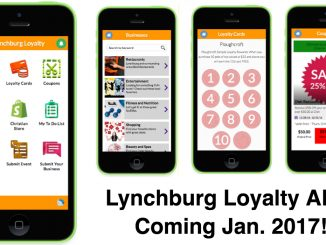 Lynchburg Loyalty APP